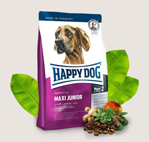 Храна за кучета HappyDog Supreme