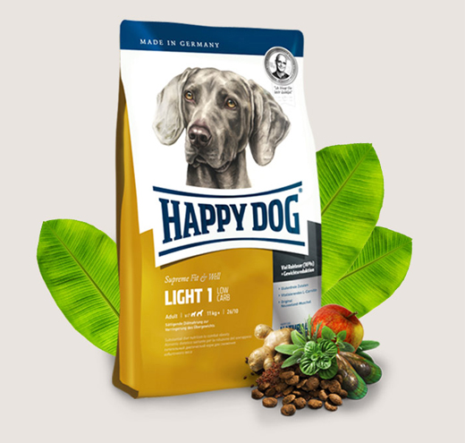 Храна за кучета Happy Dog Light1 Low Carb