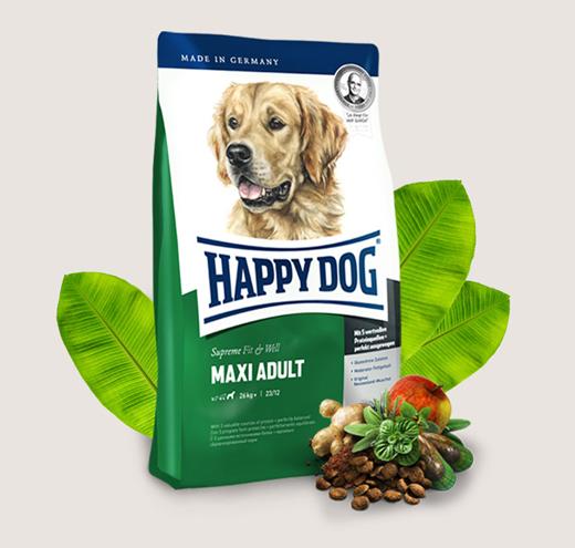 Храна за кучета Happy Dog Adult Maxi