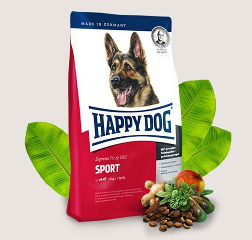 Храна за кучета Happy Dog Adult Sport