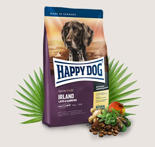 Храна за чувствителни кучета Happy Dog Супер Премиум Ирландия