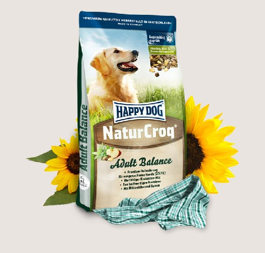 Премиум храна за кучета Happy Dog  - Natur Croq Balance