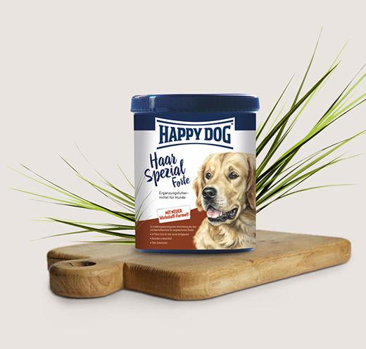 Храна за кучета HappyDog Haar Special