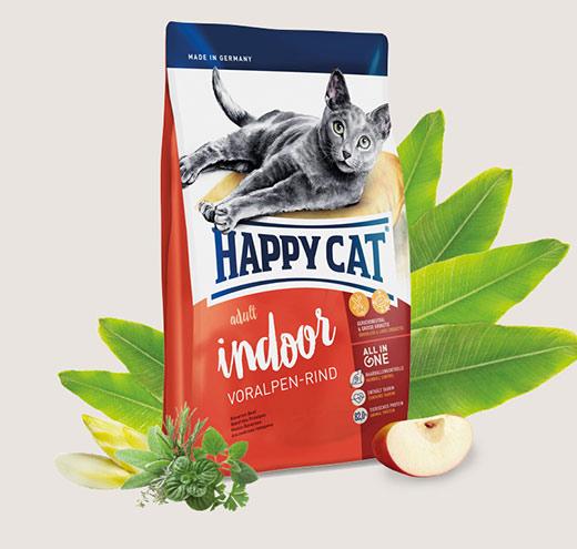 Храна за домашни котки с Говеждо месо