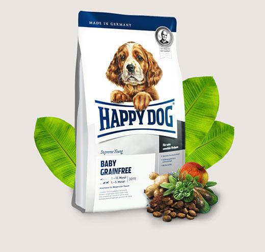 Храна за кучета Happy Dog Medium Baby