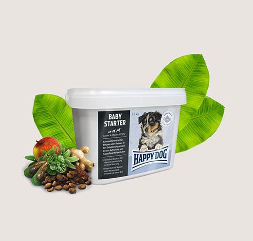 Happy Dog Baby starter Храна за кучета