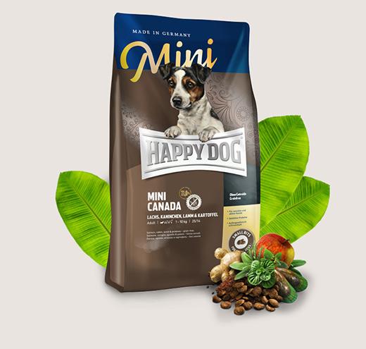 Happy Dog Mini Canada Храна за кучета