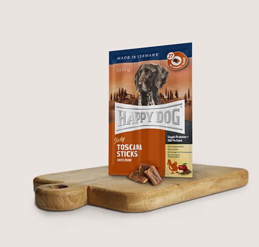 Пръчици за кучета Хепи Дог Нова Зеландия с агнешко месо