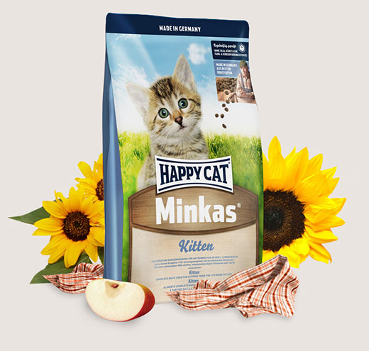 Храна за малки котенца Happy Cat Minkas Kitten