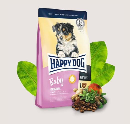 Храна за кучета HappyDog Бейби Оригинал