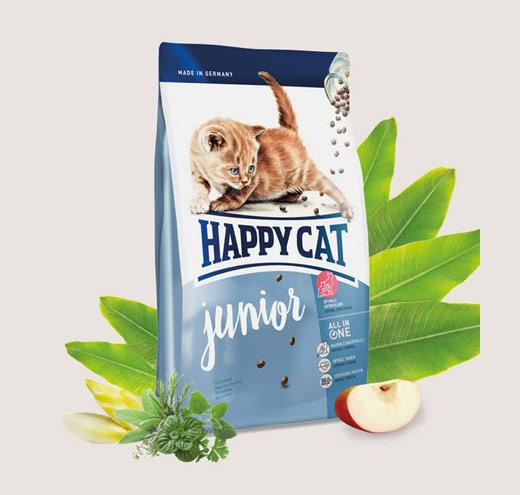 Храна за малки котенца Happy Cat Ѕupreme Junior