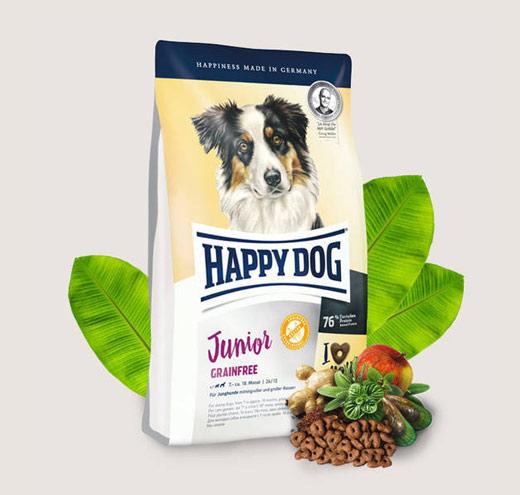 Храна за подрастващи кучета Джуниър Грейн Фрий