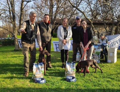 Състезание за ловни кучета  Св.Хуберт